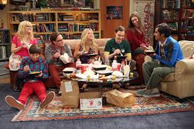The Bang Theory, but not the original......
