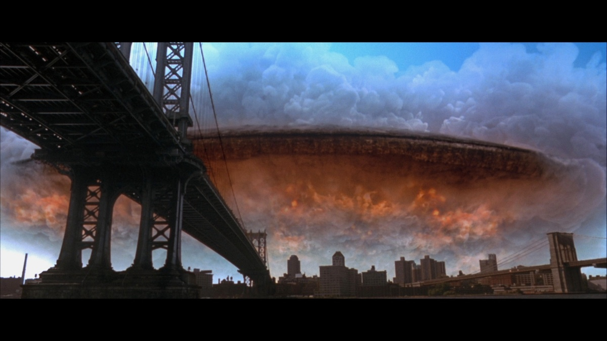 The best moment in Independence Day