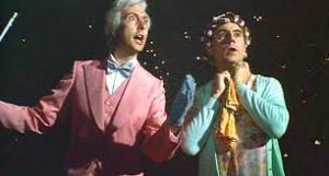 Eric Idle's universe song