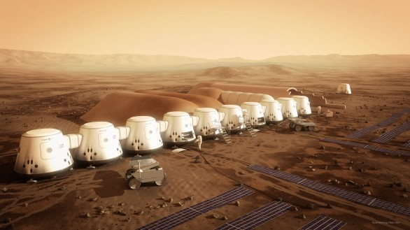 The Mars One project