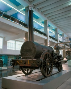 Stephensons 'Rocket' Steam Lcomotive